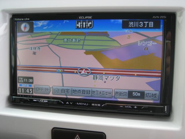 「マツダ」「フレアクロスオーバー」「コンパクトカー」「静岡県」の中古車9