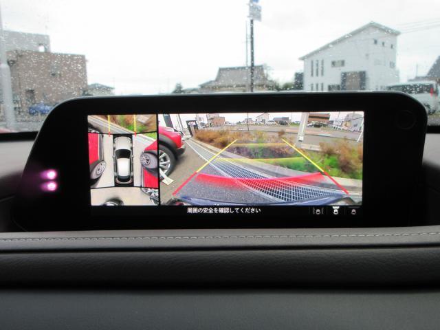 XD Lパッケージ XD L Package AWD スマートキー マツダコネクトナビ 360度ビューモニター シートヒーター ステアリングヒータ(6枚目)