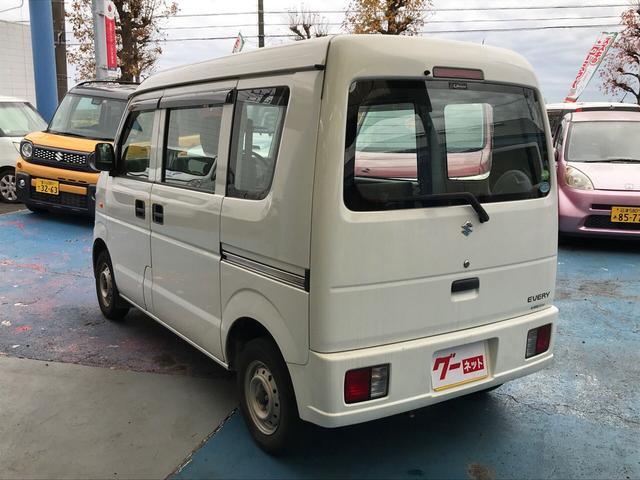 「スズキ」「エブリイ」「コンパクトカー」「静岡県」の中古車4
