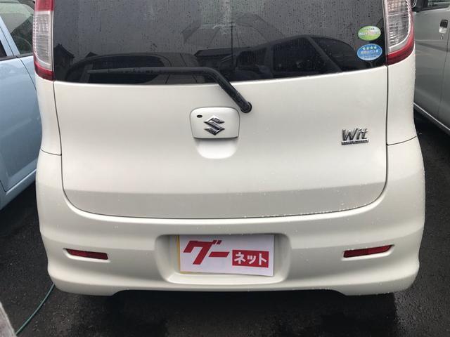 ウィット GS スマートキー フォグランプ CD 車検整備付(5枚目)