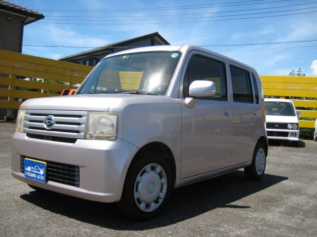 「ダイハツ」「ムーヴコンテ」「コンパクトカー」「静岡県」の中古車3