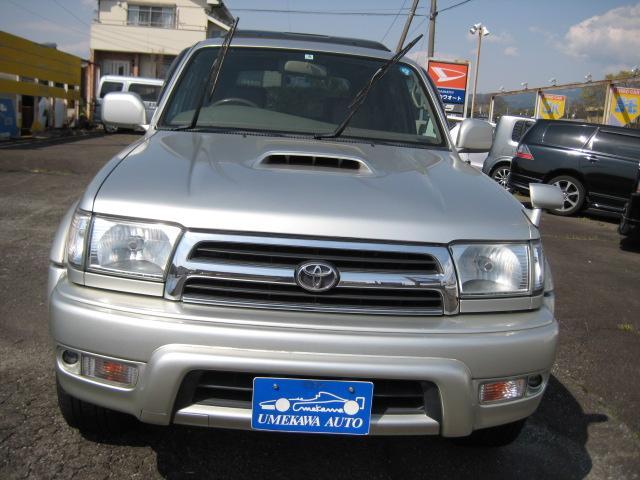 「トヨタ」「ハイラックスサーフ」「SUV・クロカン」「静岡県」の中古車2