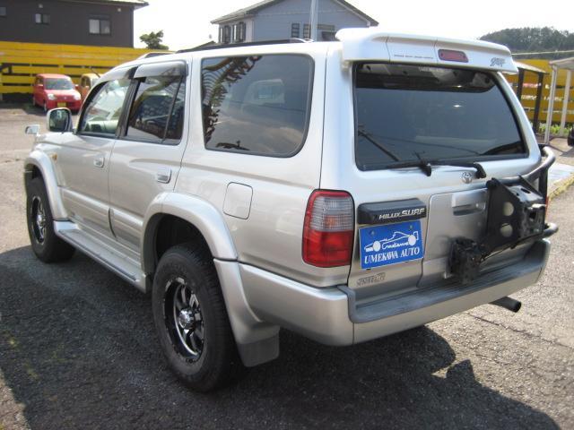 「トヨタ」「ハイラックスサーフ」「SUV・クロカン」「静岡県」の中古車8