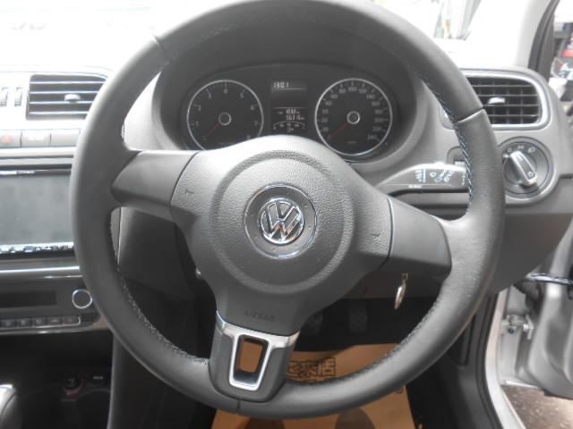 フォルクスワーゲン VW ポロ TSIハイライン フルセグHDDナビ ETC キーレス