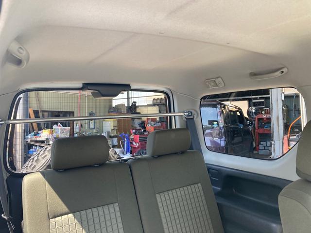 ワイルドウインド リフトアップ キーレス 5速マニュアル フル装備 4WD アルミホイール ETC 電動格納ミラー 社外パーツ 背面タイヤ ルーフレール(34枚目)