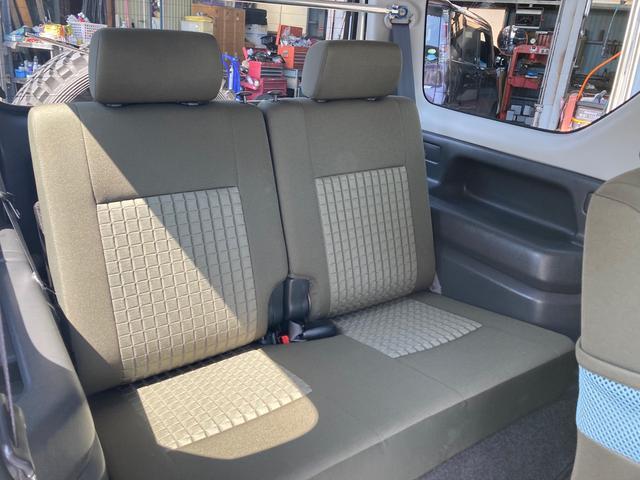 ワイルドウインド リフトアップ キーレス 5速マニュアル フル装備 4WD アルミホイール ETC 電動格納ミラー 社外パーツ 背面タイヤ ルーフレール(35枚目)