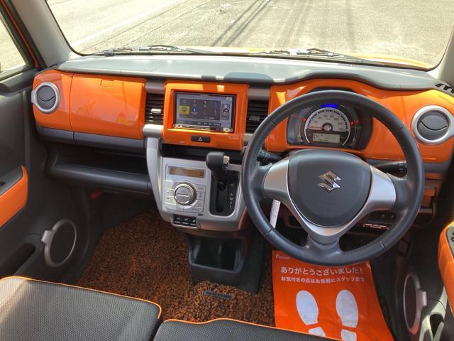 Xターボ 4WD メモリーナビフルセグTV Bluetooth ETC スマートキー プッシュスタート オートライト 純正アルミ オートエアコン(2枚目)