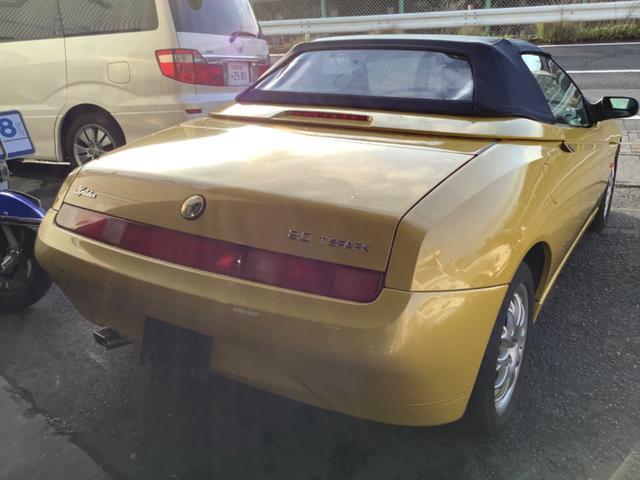 「アルファロメオ」「アルファスパイダー」「オープンカー」「静岡県」の中古車5