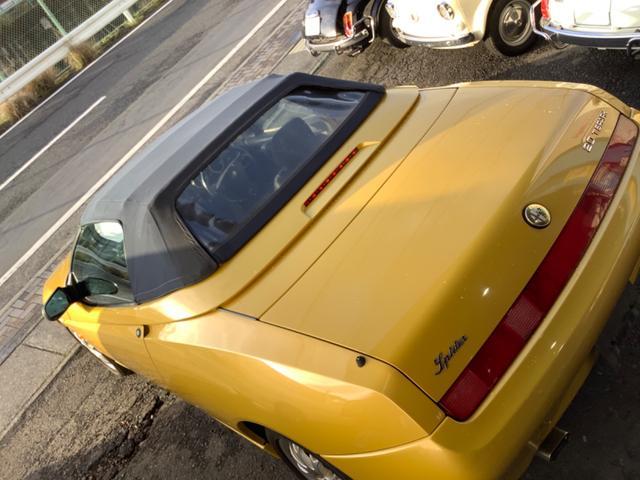 「アルファロメオ」「アルファスパイダー」「オープンカー」「静岡県」の中古車7