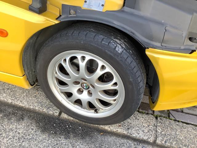 「アルファロメオ」「アルファスパイダー」「オープンカー」「静岡県」の中古車25
