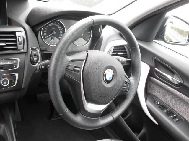 BMW BMW 116iスタイル 純HDDナビ 純ブルートゥース リアPDC