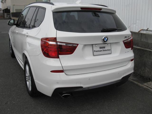 BMW BMW X3 xDrive20dMスポ最長4年保証アラウンドビューモニター