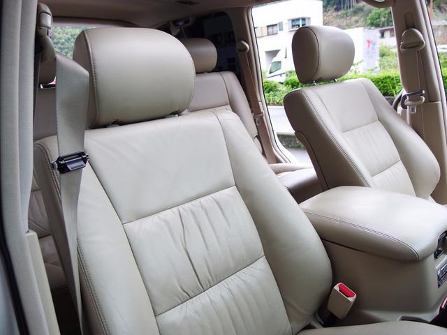 トヨタ ランドクルーザー100 VXリミテッド Gセレクション 外メッキ20AW