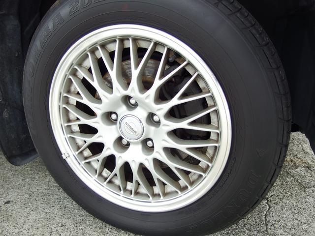 日産 シーマ 30LV ターボ ワイドナビ ワンオーナー 後期モデル
