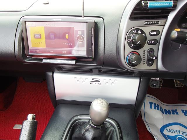 タイプV ENKEI17AW エナペタル車高調 赤革レカロ(10枚目)