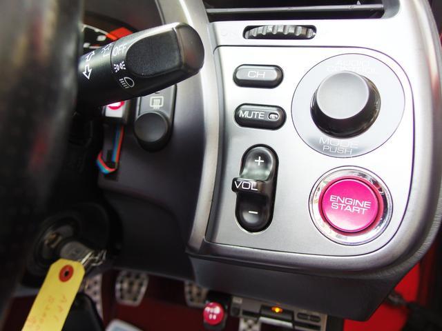 タイプV ENKEI17AW エナペタル車高調 赤革レカロ(11枚目)