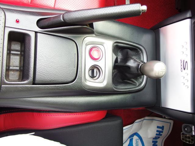 タイプV ENKEI17AW エナペタル車高調 赤革レカロ(12枚目)