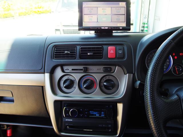 L 社外アルミ 社外HDDナビ フルセグ キーレス 4WD(6枚目)