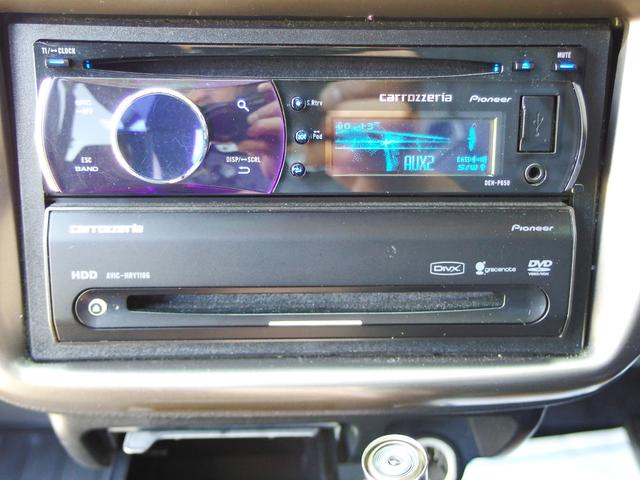 L 社外アルミ 社外HDDナビ フルセグ キーレス 4WD(7枚目)