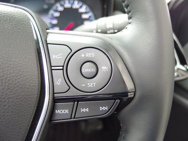 RS アドバンス メーカーナビ フルセグ Bカメラ ハーフレザーシート サンルーフ レーダークルーズコントロール プリクラ(7枚目)