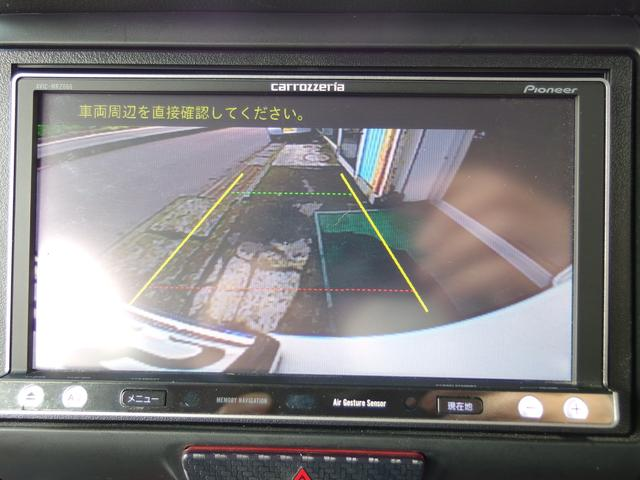 G・ターボLパッケージ 無限パーツ SSR16AW 社外ナビ フルセグ Bカメラ クルコン 両側パワスラ 柿本マフラー ブラックルーフ(8枚目)