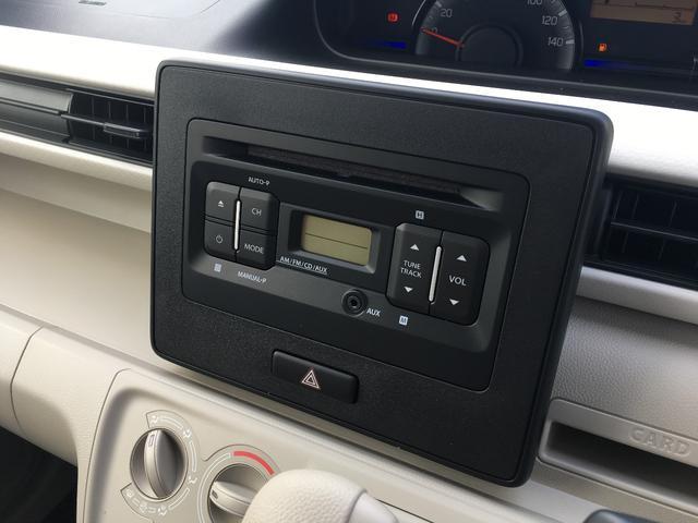 スズキ ワゴンR FA 届出済未使用車 CDオーディオ キーレス