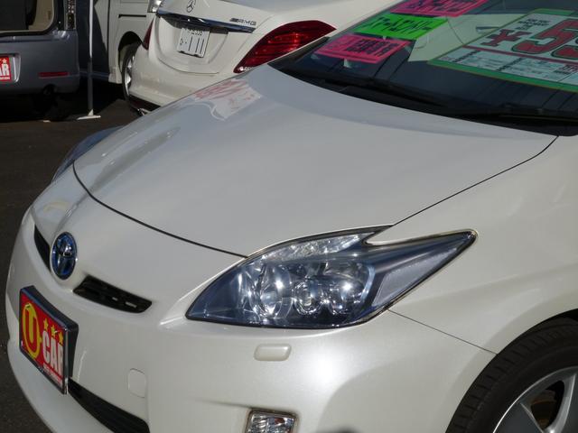 「トヨタ」「プリウス」「セダン」「静岡県」の中古車8