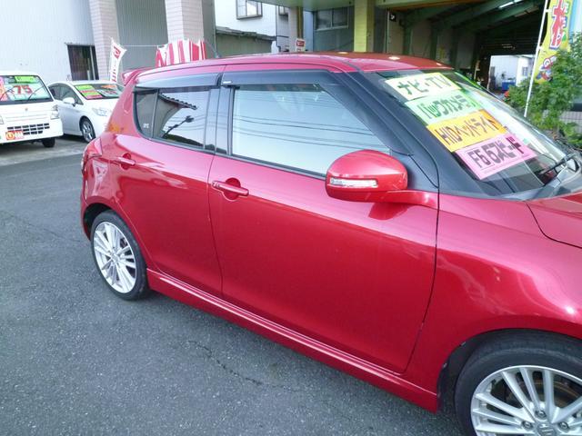 「スズキ」「スイフトスポーツ」「コンパクトカー」「静岡県」の中古車25