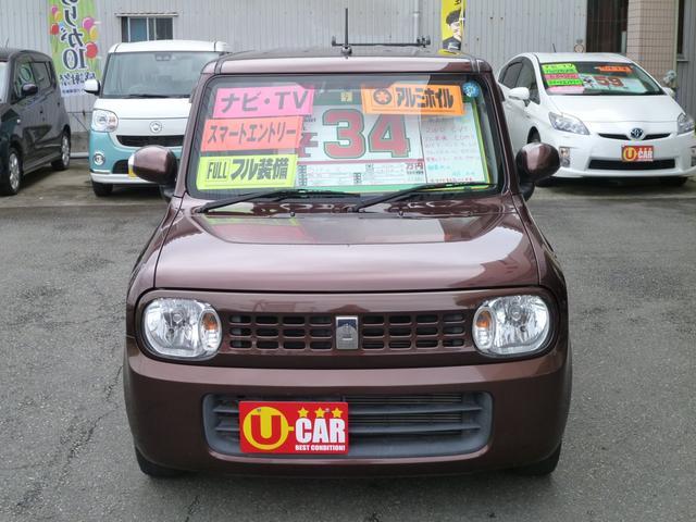 「スズキ」「アルトラパン」「軽自動車」「静岡県」の中古車3