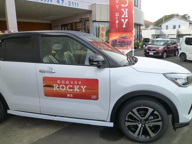 「ダイハツ」「ロッキー」「SUV・クロカン」「静岡県」の中古車9