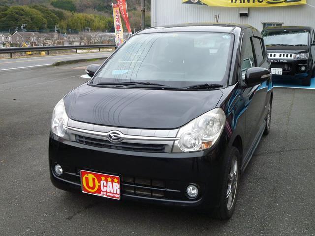 「ダイハツ」「ミラカスタム」「軽自動車」「静岡県」の中古車2