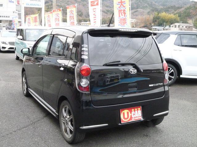 「ダイハツ」「ミラカスタム」「軽自動車」「静岡県」の中古車14