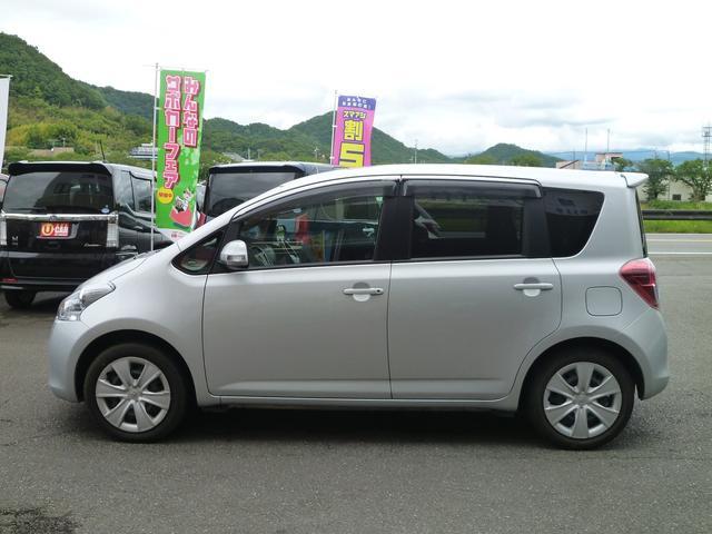「トヨタ」「ラクティス」「ミニバン・ワンボックス」「静岡県」の中古車6