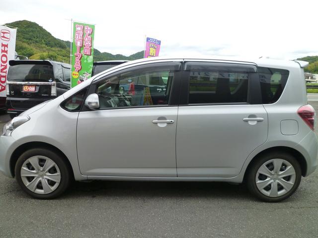 「トヨタ」「ラクティス」「ミニバン・ワンボックス」「静岡県」の中古車20