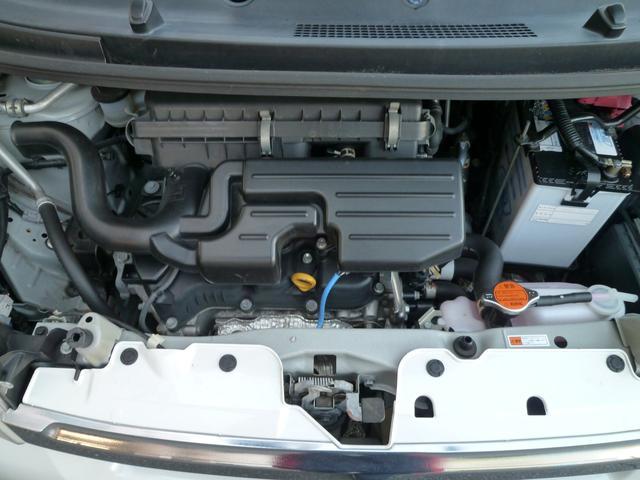 X SA オートエアコン パワステ CVT 電動ミラー プッシュボタンスタート キーフリー スマートアシスト(49枚目)