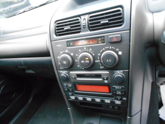 トヨタ アルテッツァ RS200 Zエディション サンルーフ