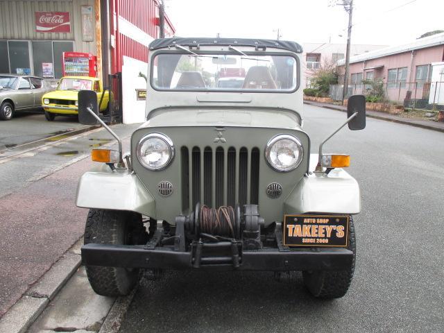 「三菱」「ジープ」「SUV・クロカン」「静岡県」の中古車2