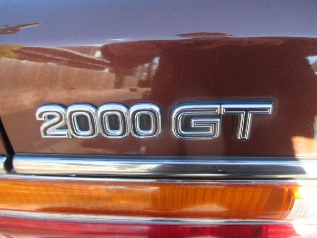 トヨタ コロナ 2000GT
