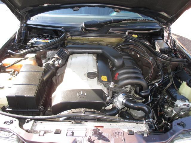 メルセデス・ベンツ M・ベンツ E320ステーションワゴン E500仕様