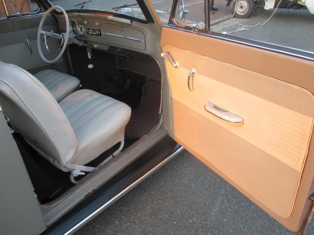 フォルクスワーゲン VW カルマン製カブリオレ