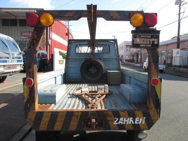 キャブオール レッカー車(3枚目)