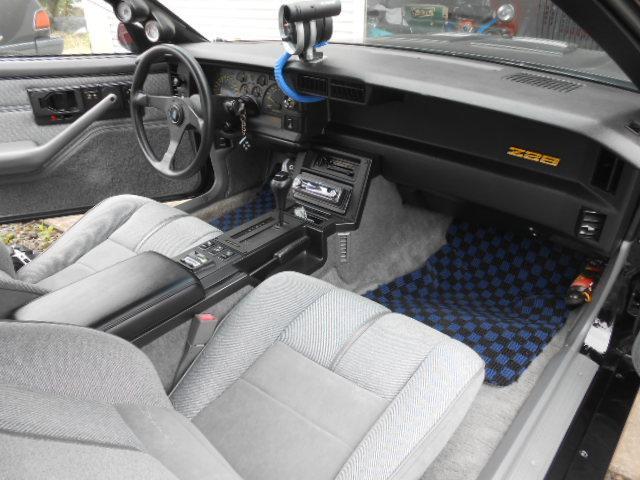 Z28 ガレージ保管(11枚目)