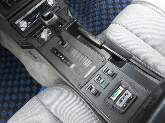 シボレー シボレー カマロ Z28 ガレージ保管