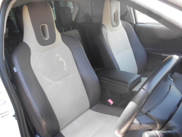 トヨタ iQ 100Gレザーパッケージ モデリスタ WORK17インチAW