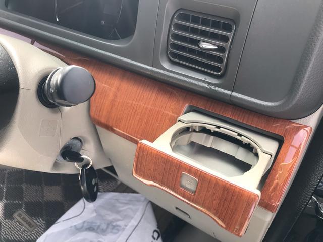 RSリミテッド 4WD 片側Pドア 木目調パネル フォグ(13枚目)