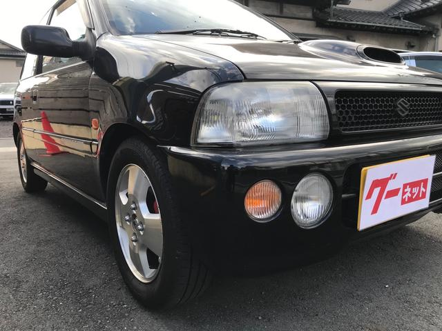 「スズキ」「セルボモード」「軽自動車」「静岡県」の中古車3