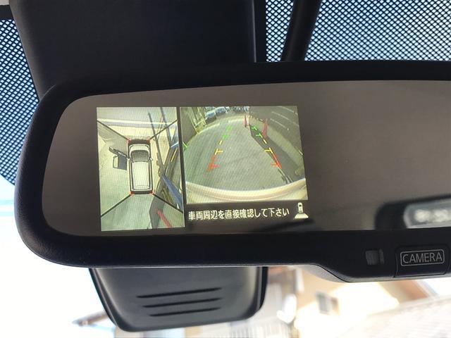 X Bluetooth SDナビフルセグTV アラウンドモニター DVD再生 USB スマートキー ウインカーミラー 衝突防止アシスト(19枚目)