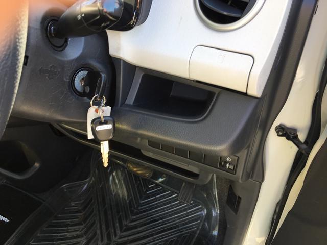 スズキ MRワゴン G 社外アルミ バックモニター