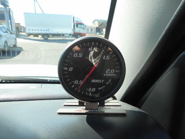 スズキ ジムニー ランドベンチャー 5速マニュアル ブーストメーター