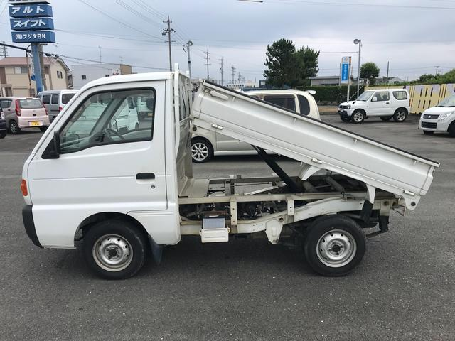 ダンプ 4WD MT 2名乗り(7枚目)